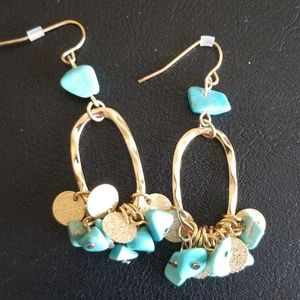 Jewelry - Turquoise earrings